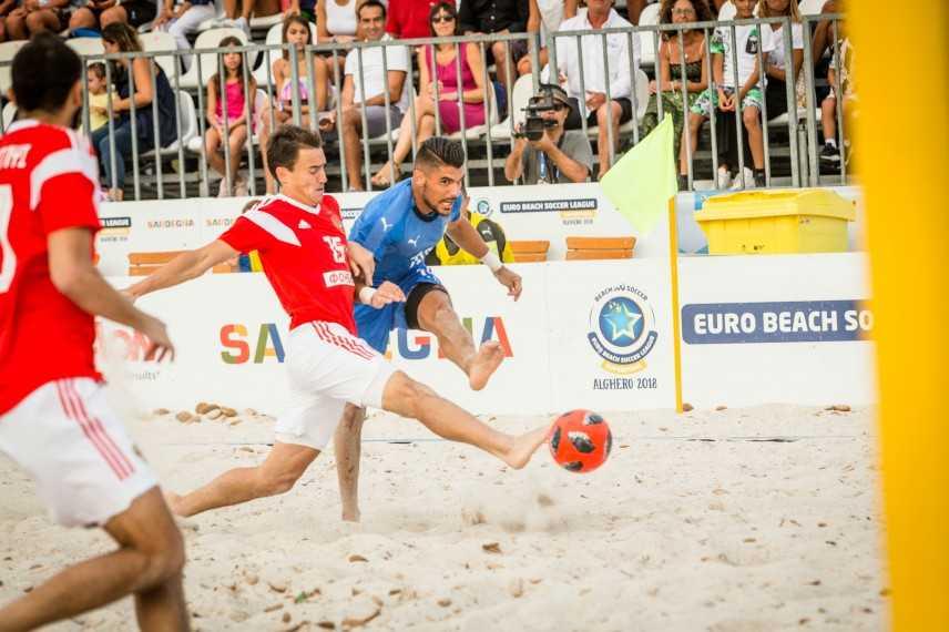 """Beach Soccer: Superfinal: """"Un'Italia sontuosa batte i campioni d'Europa russi e si qualifica"""""""