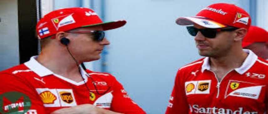 """F1: Monza; prima fila Ferrari con Raikkonen in pole 3 Hamilton """"Salvini è andata benissimo"""""""