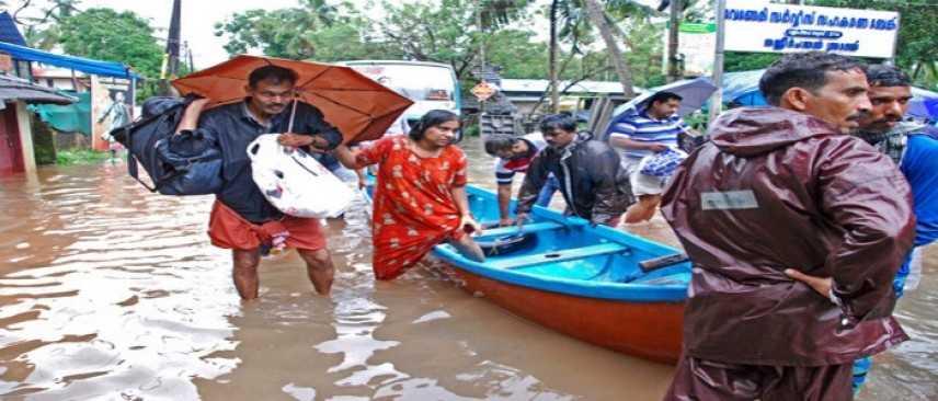 India: Kerala, 164 morti nelle inondazioni