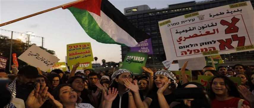 Israele, 30.000 in marcia contro la legge ?Stato Nazione del popolo ebraico?
