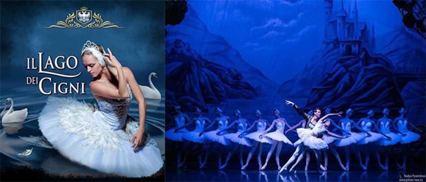 """Summer Arena 2018 e il Balletto di San Pietroburgo in scena con """"Il lago dei cigni"""""""