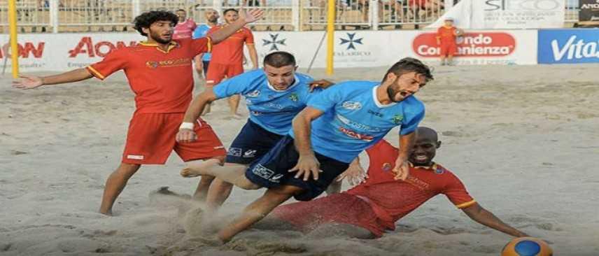 Beach Soccer - Serie Aon: Palazzolo, Ecosistem Cz e Napoli, in lotta per Final Eight