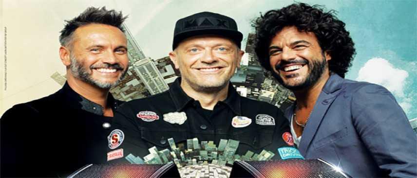 Summer Arena 2018 al via questa sera con il concerto di Max Pezzali Nek e Francesco Renga a Soverato