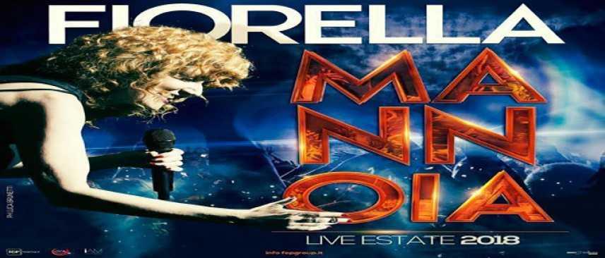 Fiorella Mannoia in concerto sabato 18 agosto all'Arena del mare di Rocca Imperiale (Cs)