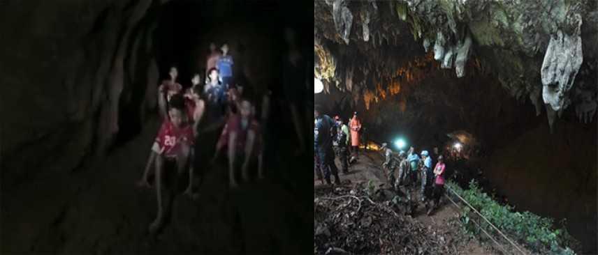 Thailandia: messi in salvo i dodici ragazzi ed il coach, la fine di un incubo