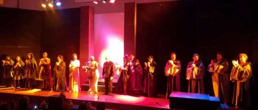 Orestea, la più grande rivoluzione intellettuale in scena con il Teatro di Calabria