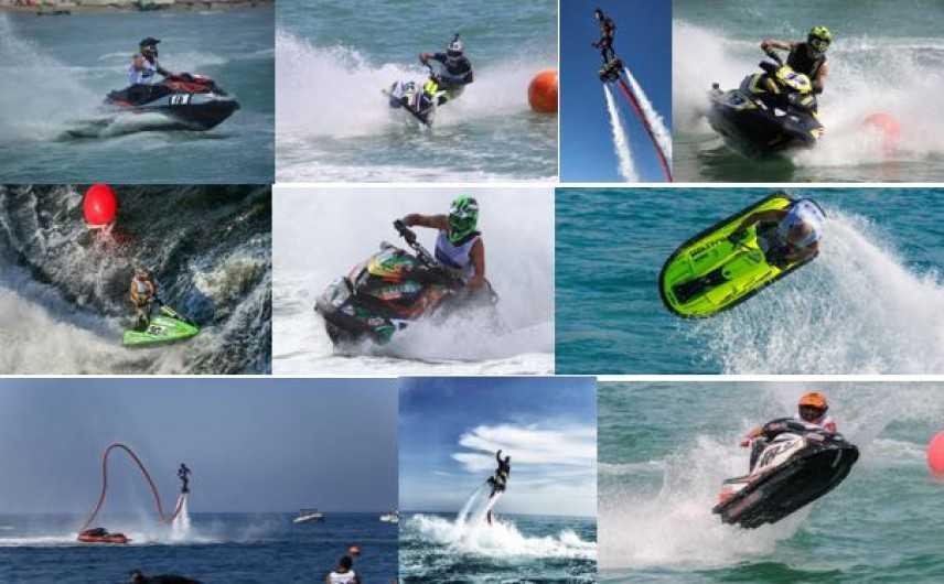 III Tappa campionato Italiano moto d'acqua e II tappa campionato italiano Hydrofly Brindisi