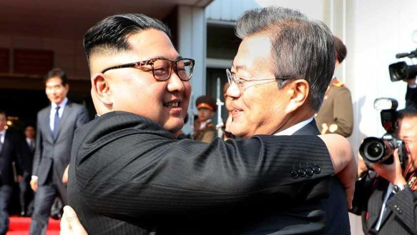 Summit a sorpresa tra Kim e Moon. Incontro USA-Corea del Nord di nuovo possibile