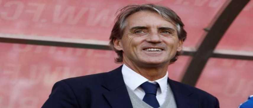 """Roberto Mancini alla stampa: """"Voglio riportare l'Italia sul tetto del mondo"""""""