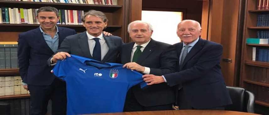 Ufficiale, Roberto Mancini è il nuovo ct della Nazionale