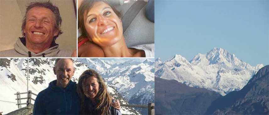 Svizzera: 5 morti sulle Alpi svizzere 4 sono italiani