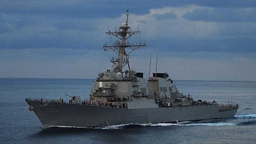 Disturbata nave da guerra Usa verso le coste siriane, aumenta i rischio di escalation militare