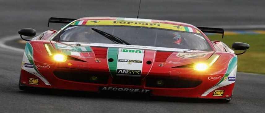 24 Ore di Le Mans, gli equipaggi delle tre Ferrari in corsa per la grande classica