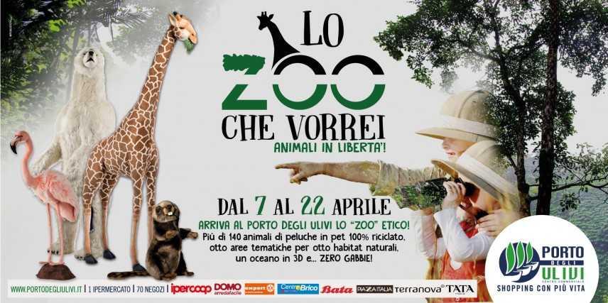 """Arriva in Calabria """"Lo zoo che vorrei. Animali in libertà"""""""