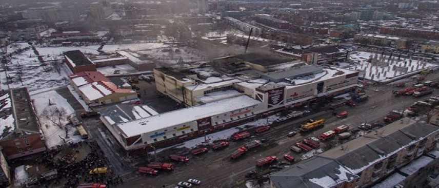 """Strage del Kemerovo, l'accusa di Putin: """"negligenza criminale"""""""