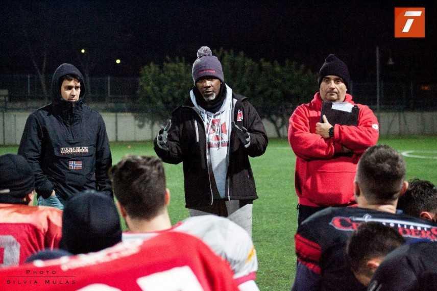Tanta curiosità per l'esordio stagionale dei Crusaders Cagliari in Seconda Divisione