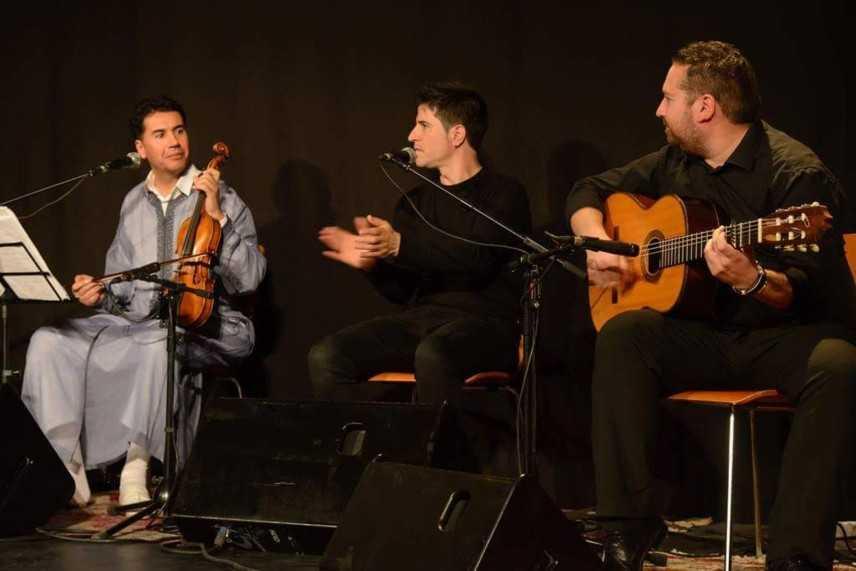 L'incontro tra musica araba e andalusa in scena al Vo' on the Folks