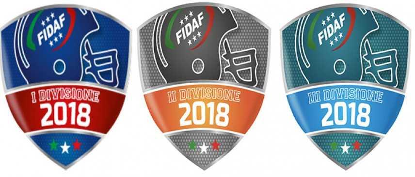 Fidaf: Definiti gironi e calendari di seconda e terza divisione