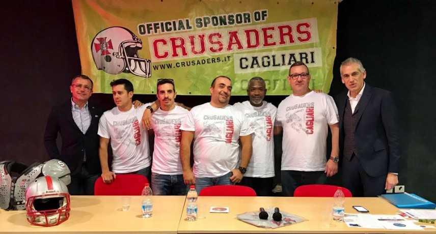 Crusaders Cagliari: delineate le linee programmatiche del 2018 con l'allenatore Jarvis McGarrah