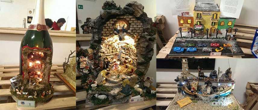 Conclusa la prima mostra dei presepi artigianali organizzata da Catanzaro è la mia città (Foto)