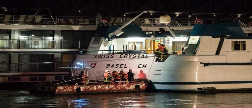 Germania, nave da crociera urta ponte sul Reno: 27 feriti