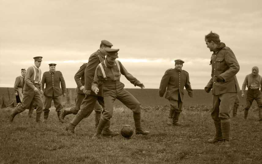 103 anni fa, la piccola tregua nella Grande guerra