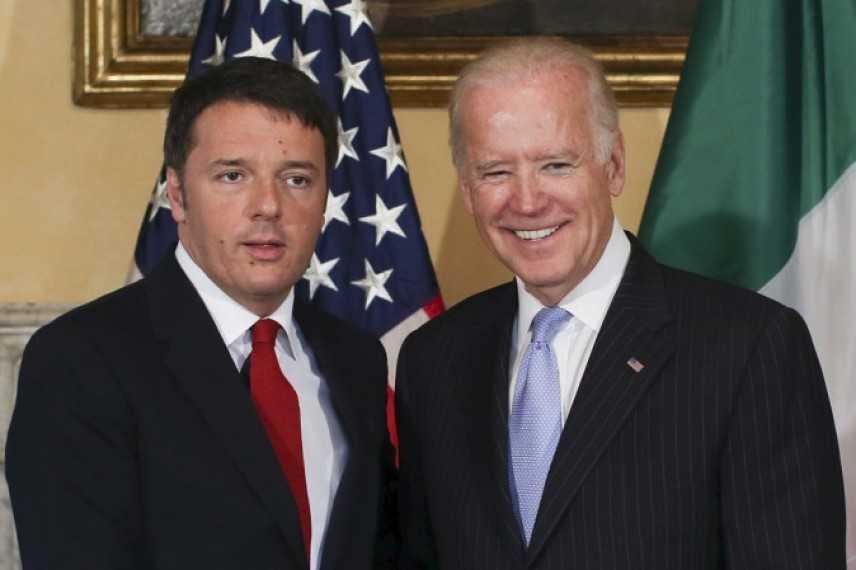 """Usa, Joe Biden: """"Il Cremlino interferì con il referendum costituzionale italiano"""""""