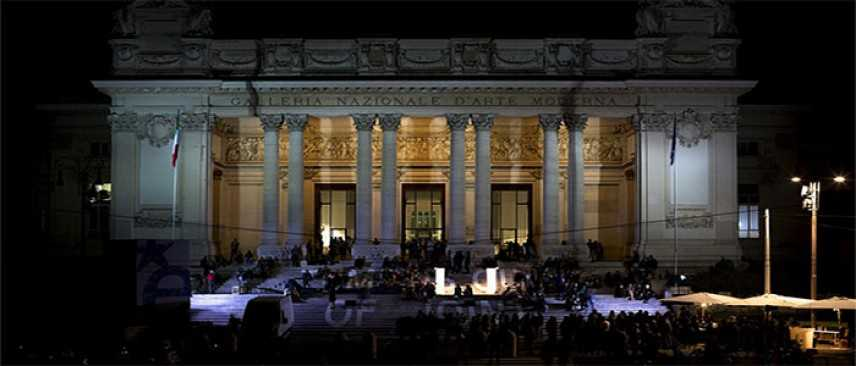 """""""Musei in Musica 2017"""", Galleria Nazionale d'Arte Moderna e Contemporanea, ecco il programma"""