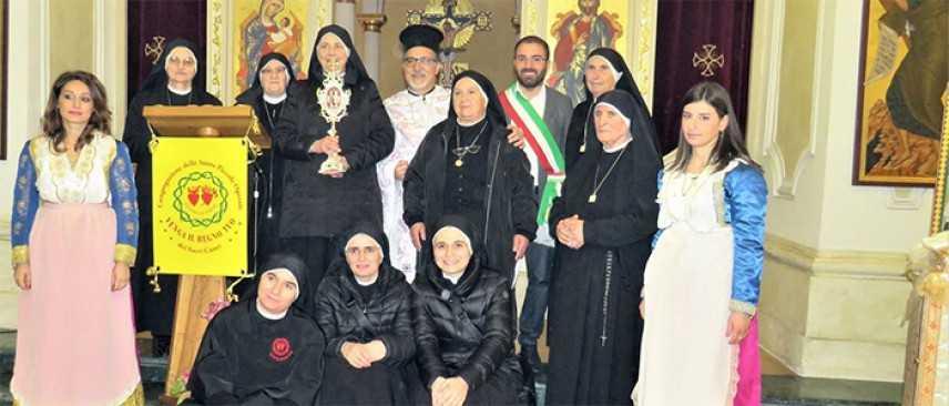 San Basile in festa per le reliquie del Beato Francesco Maria Greco