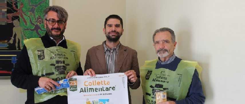 Banco Alimentare Unione Valdera e associazioni locali insieme per la Colletta Alimentare 2017