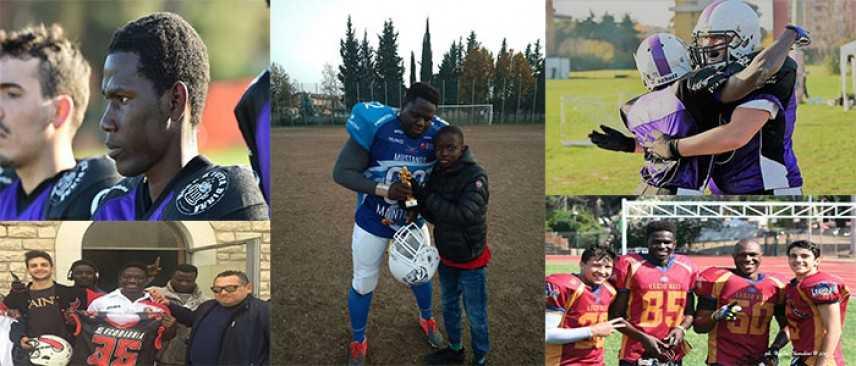 Fidaf. Storie di Football, Integrazione e Sport