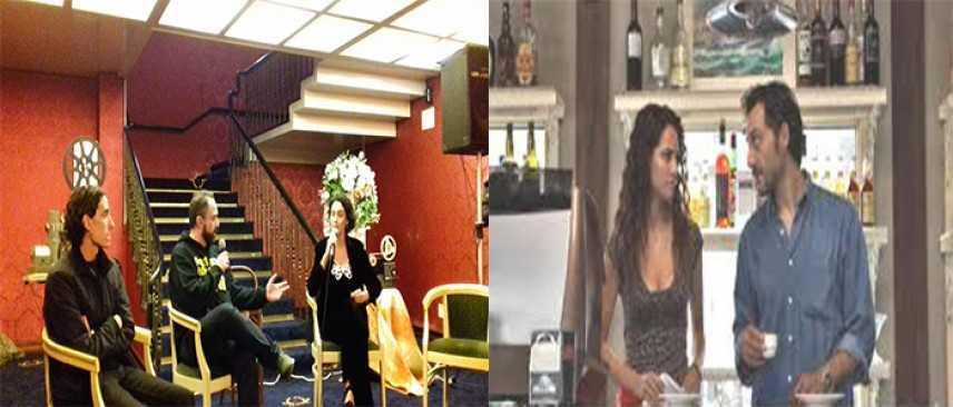 La terza giornata del Lamezia Film Fest ha ospitato l'attrice Enrica Guidi