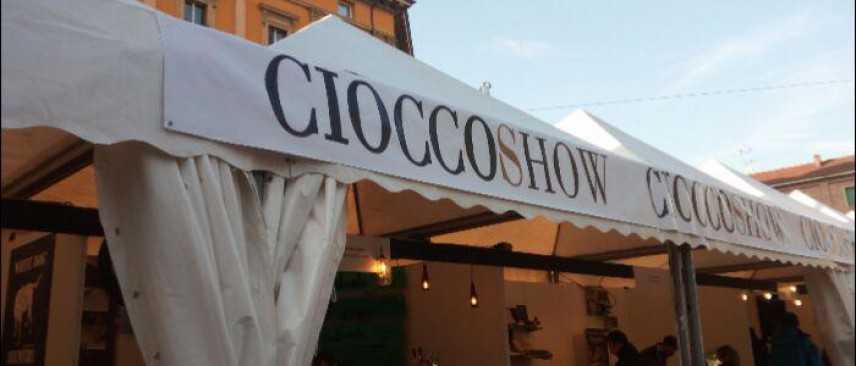 Bologna, al via la tredicesima edizione del Cioccoshow