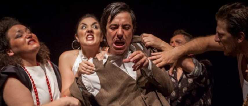 "Teatro per tutti al Regina Margherita di Marcialla""Hamlet Travestie"""