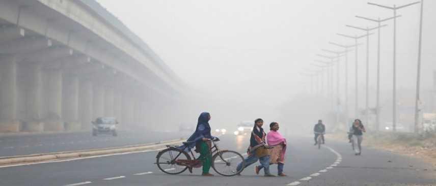 India, allarme inquinamento: a Nuova Delhi livelli smog 70 volte superiori i limiti dell'Oms