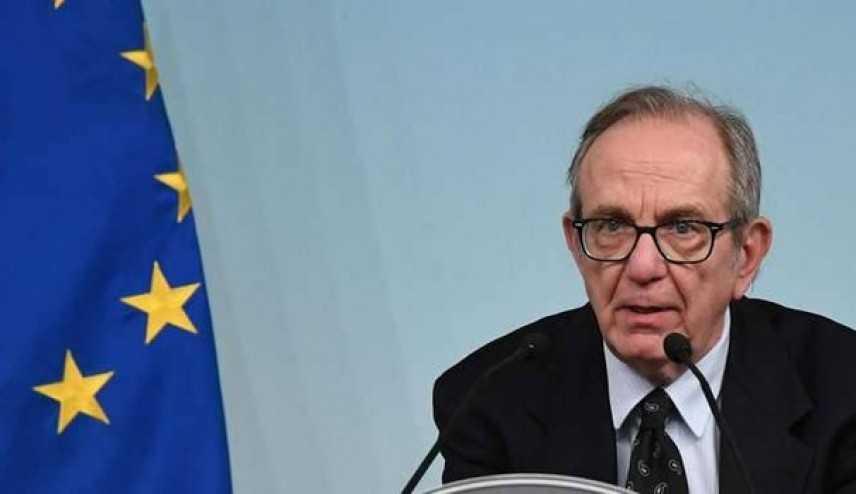 Padoan e UE: battere i pugni sul tavolo non è la via maestra