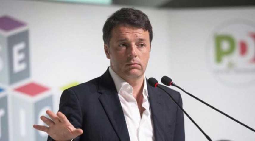 """Renzi: """"Siamo la più grande comunità politica d'Europa. Basta ai litigi interni"""""""