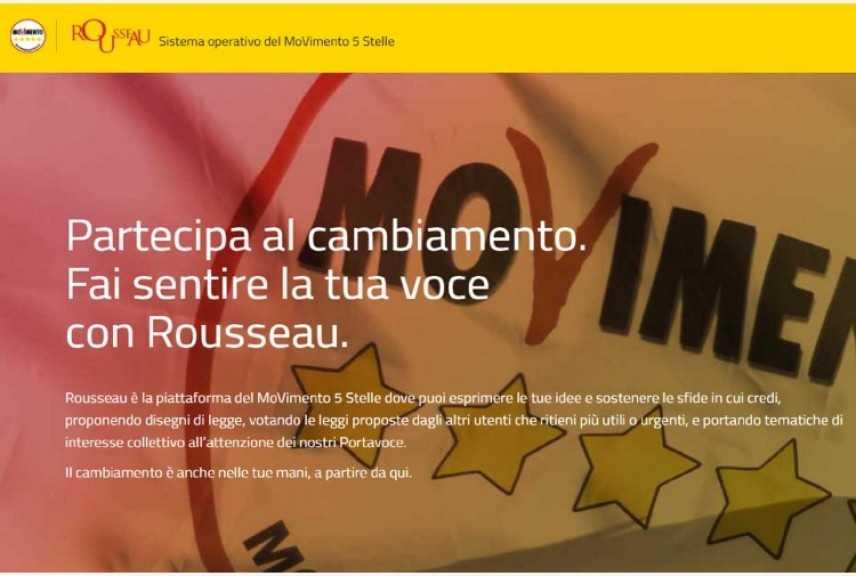 M5S, un hacker avrebbe violato la piattaforma Rousseau