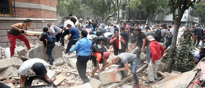 Messico, terremoto di magnitudo 7,1. Circa 150 le vittime