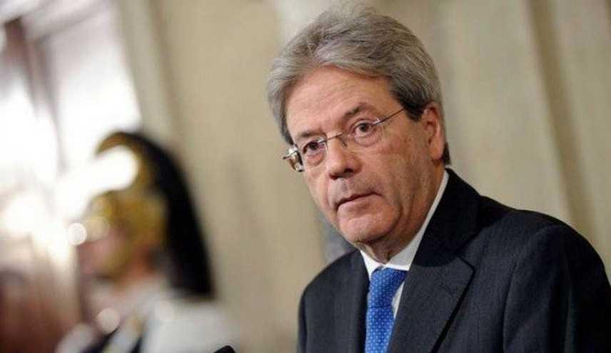 """Gentiloni: """"Sulle zone franche abbiamo un impianto legislativo solido"""""""
