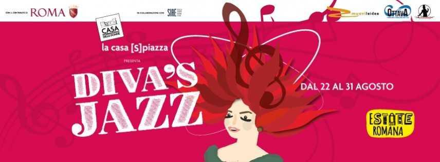 Diva's Jazz: dal 22 al 31 agosto alla Casa Internazionale delle Donne di Roma la rassegna jazz