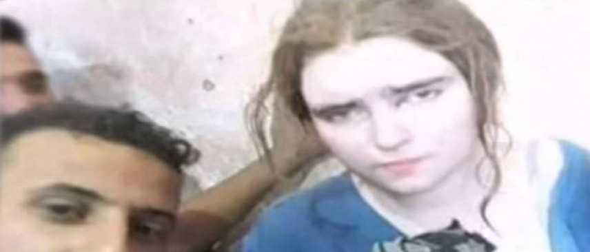 La teenager tedesca scappata per arruolarsi all'Isis è stata catturata a Mosul