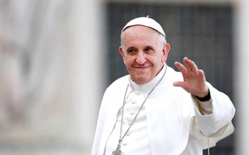 """Papa Francesco: """"Sostegno a migranti testimonia valori civiltà europea"""""""