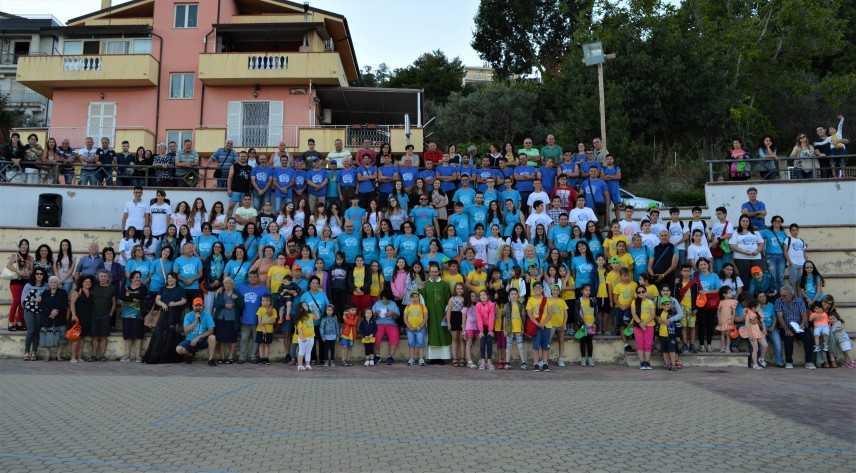Oltre 300 partecipanti al VII Grest della comunità di Simeri Crichi