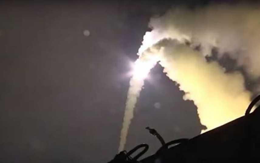 Siria, navi russe lanciano missili contro postazioni Isis