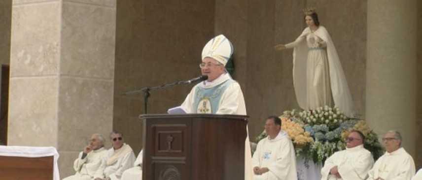 """Mons. Luigi Renzo, chiarezza fatto di Paravati - """"Cuore Immacolato di Maria rifugio delle anime"""""""