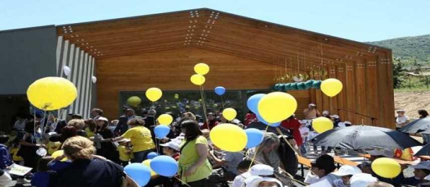 Una scuola ecosostenibile ed antisismica: il dono di Ikea ai bambini del Gran Sasso