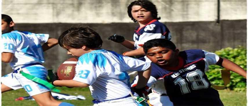 Fidaf. Campionato Flag Junior: playoff time!