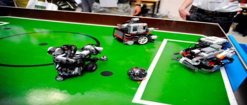 Oltre 1500 studenti a Foligno per la Robocup Jr Italia 2017