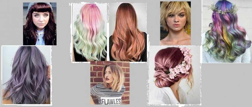 Colpi di testa: tutti i colori dei capelli per l'estate 2017